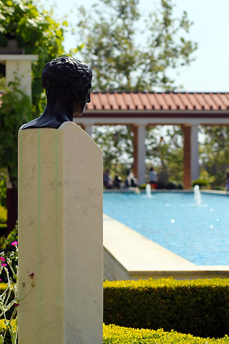 Getty Villa Blog 1
