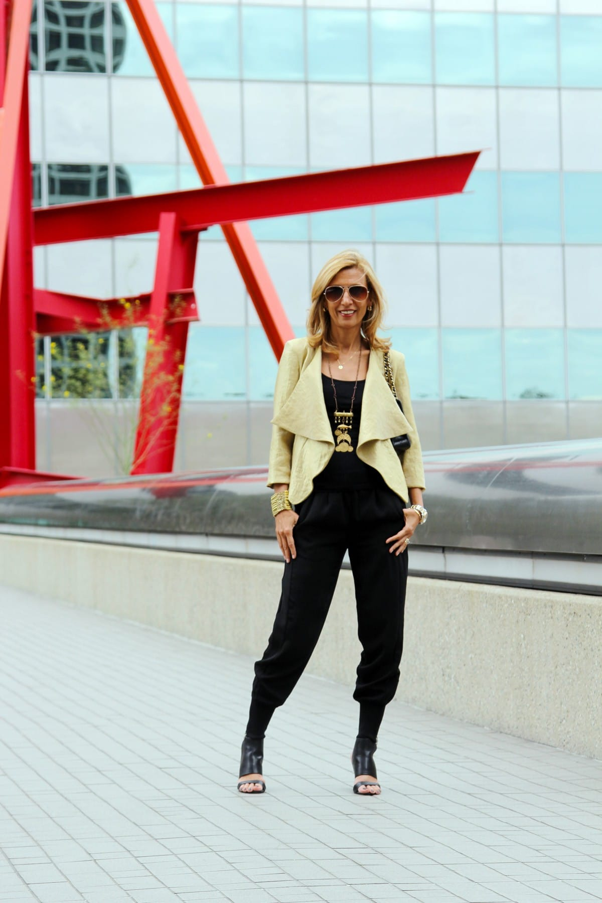 visiting-downtown-los-angeles-wearing-my-soleil-jacket-www.jacketsociety.com