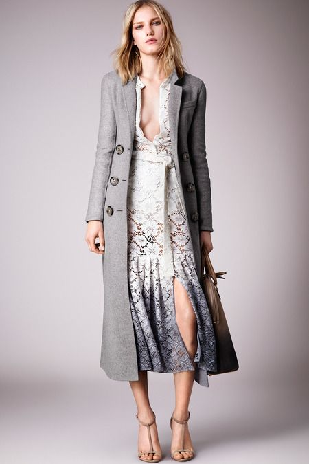 Burberry 2015 Resort