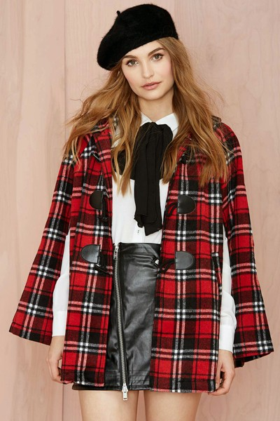 Click The Image To Shop This Jacket @ NastyGal
