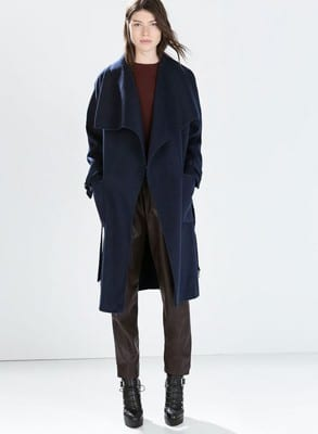 Click To See This Coat At Zara.com
