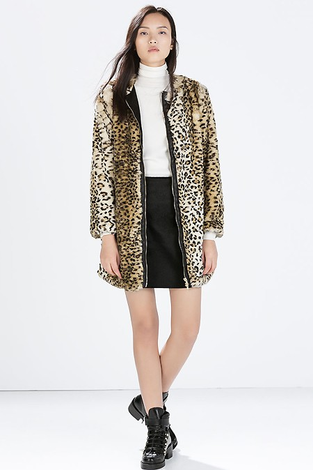 Click The Image Above To Shop This Jacket @ Zara