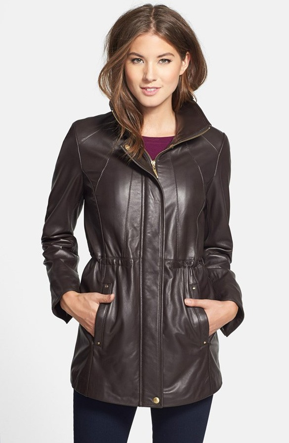 History of the leather jacket -5. Nordstrom