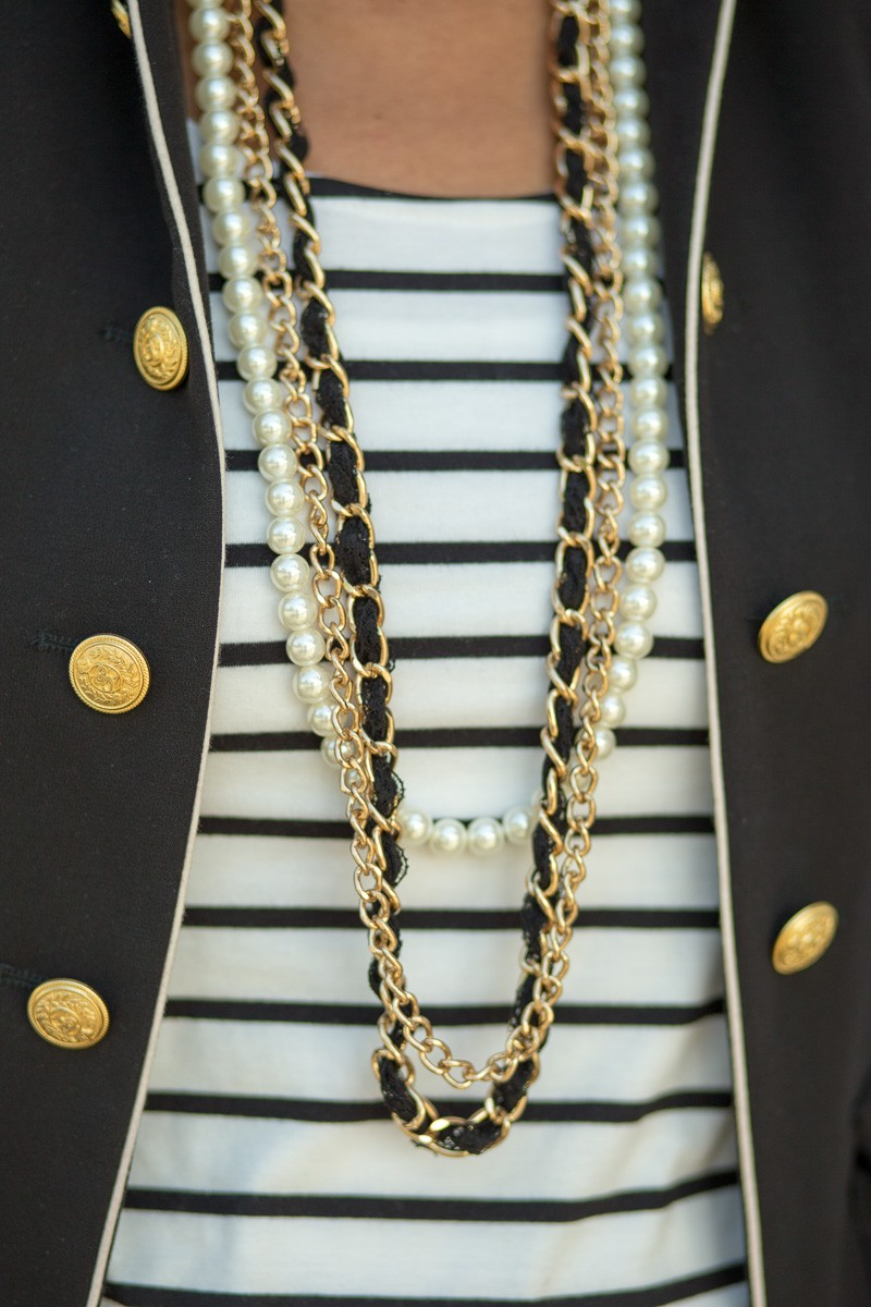 Jacket Society My Military Jacket With A Nautical Twist-3320