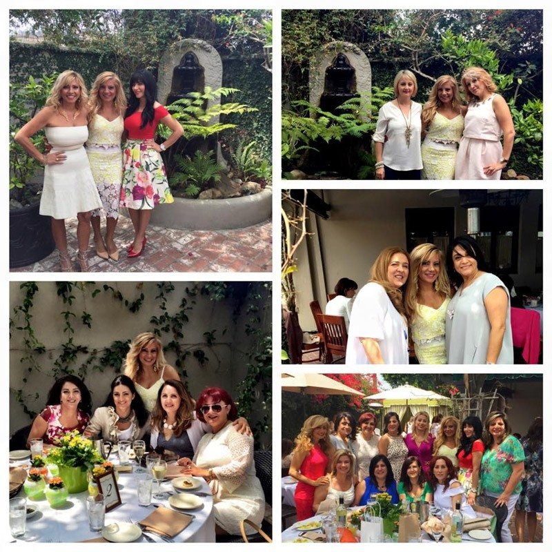Jacket_Society_Mothers_Day_Trunk_Show_At_Ca_De_Sole_Restaurant_friends