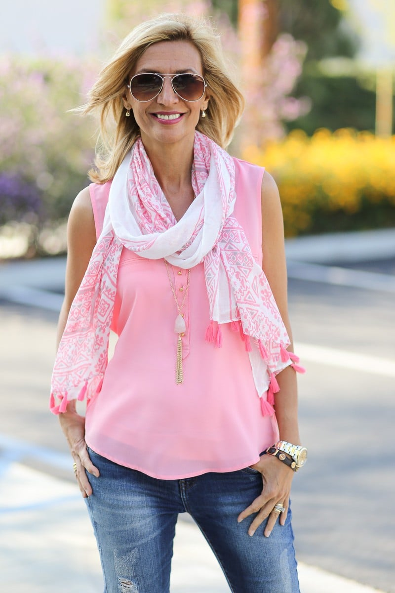 Jacket_Society_Pretty_In_Pink_With_My_Sonoma_Stripe_Jacket-4294
