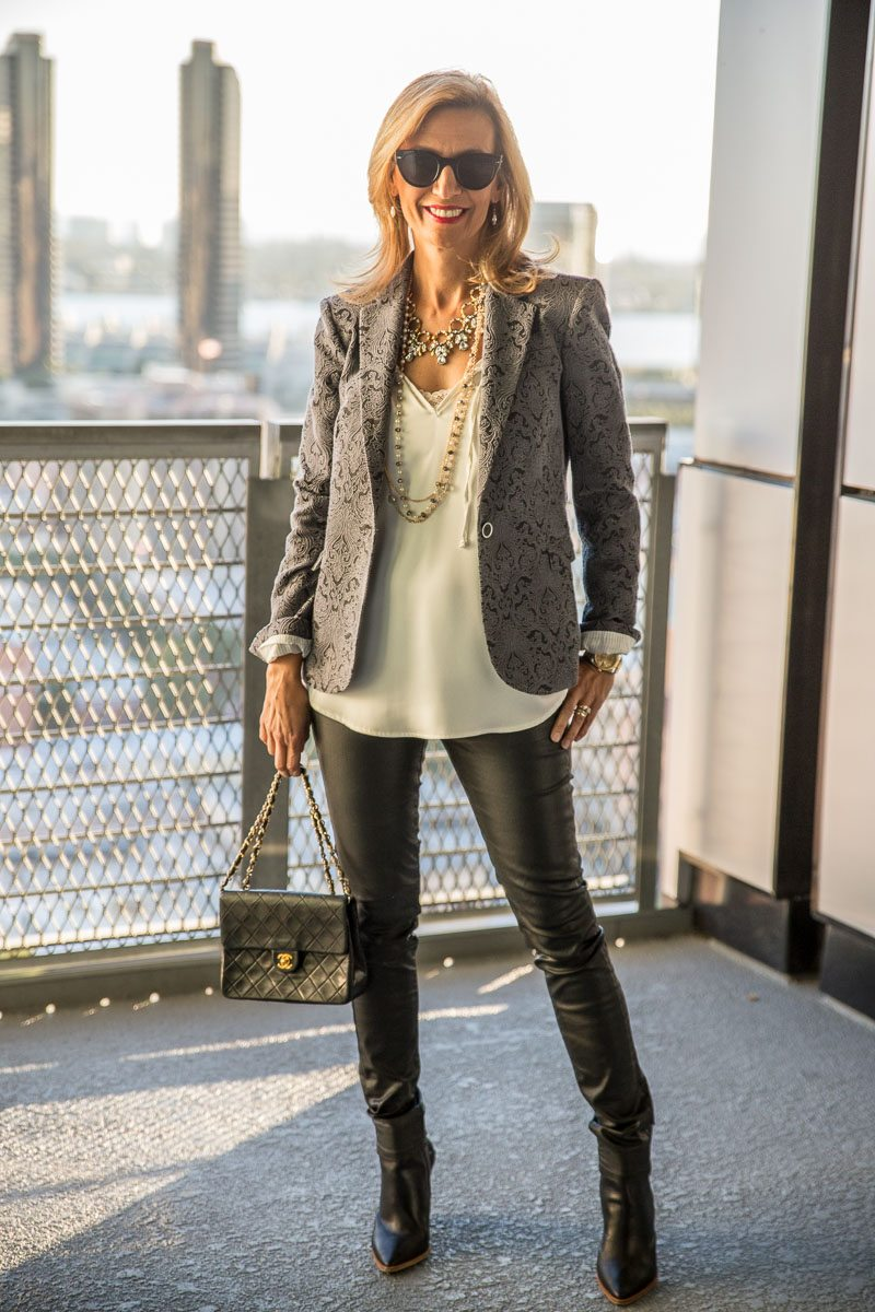 Jacket-Society-Our Florence Blazer Styled For New Years Eve-1703