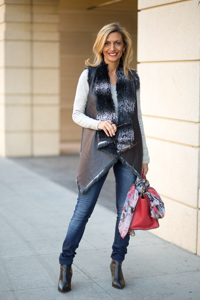 Jacket-Society-A Second Look At Our Cloud Faux Leather And Fur Vest-2333