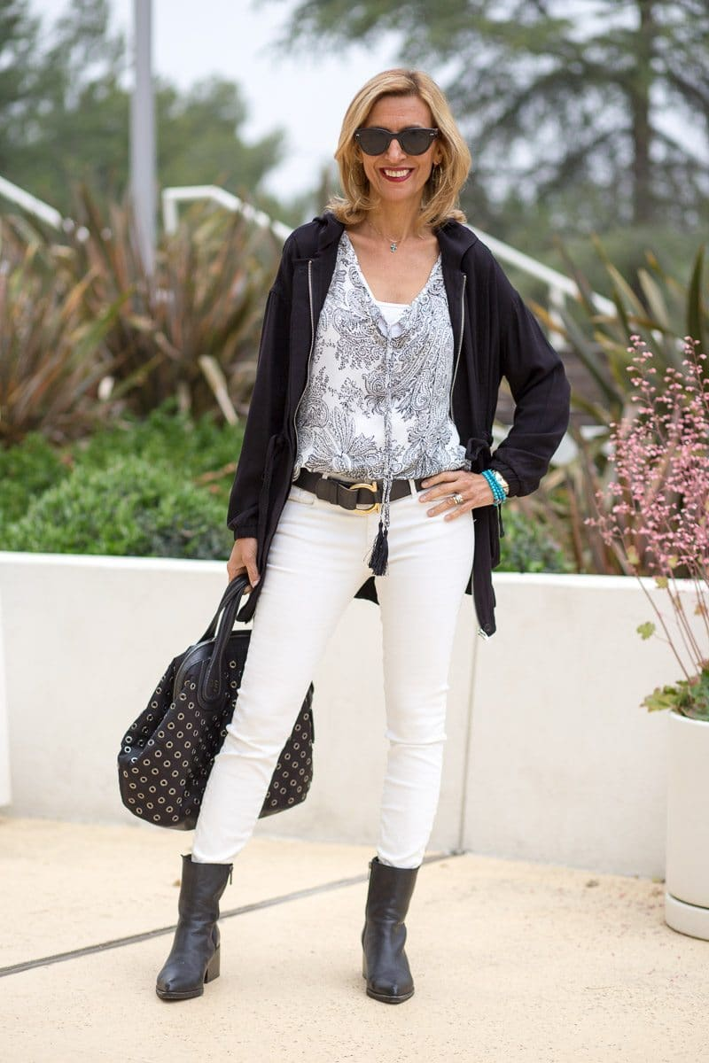 Black-And-White-Chic-Blouse-jacket-society-3977
