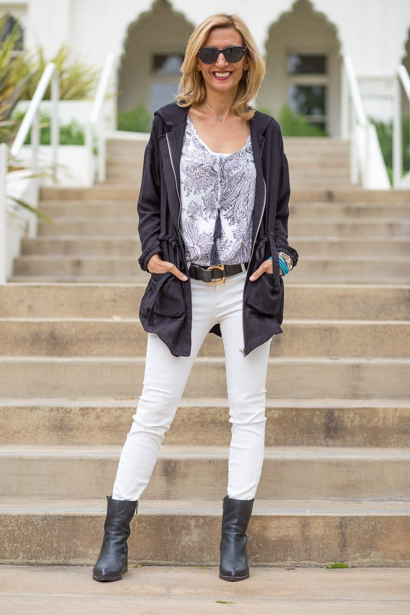 Black-And-White-Chic-Blouse-jacket-society-3995