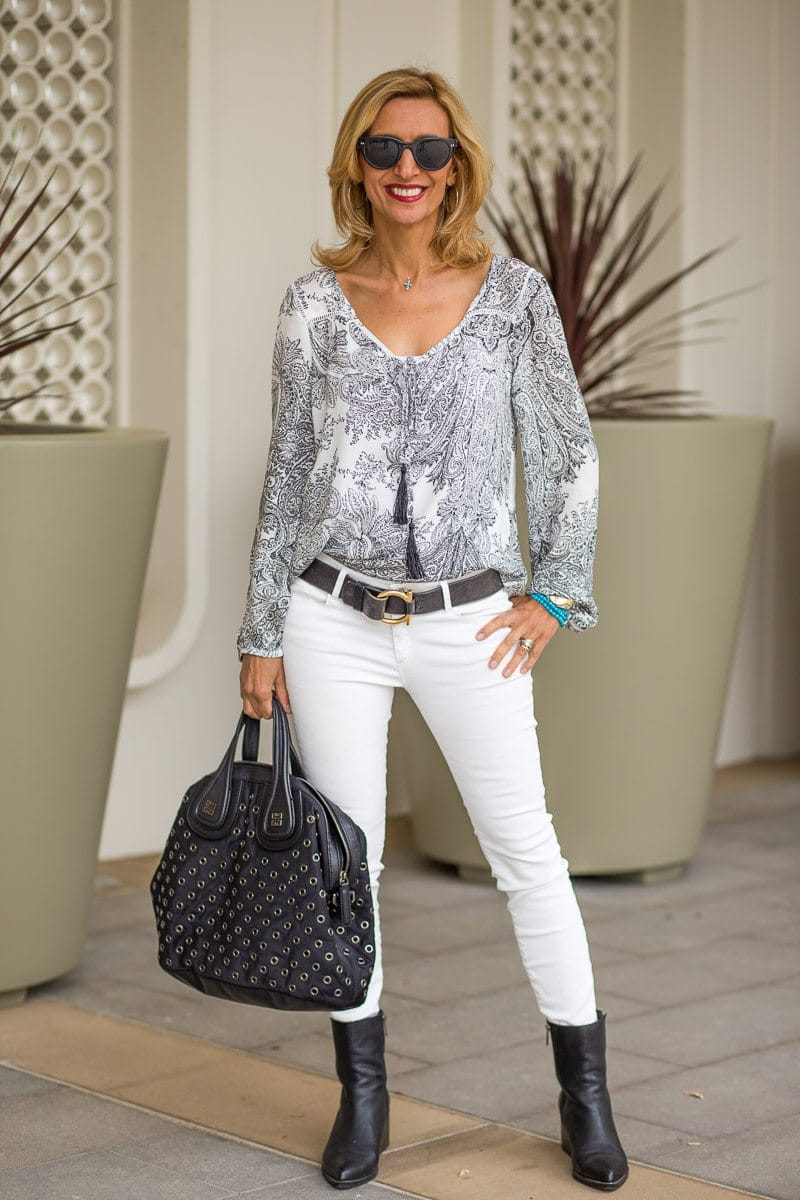 Black-And-White-Chic-Blouse-jacket-society-4006