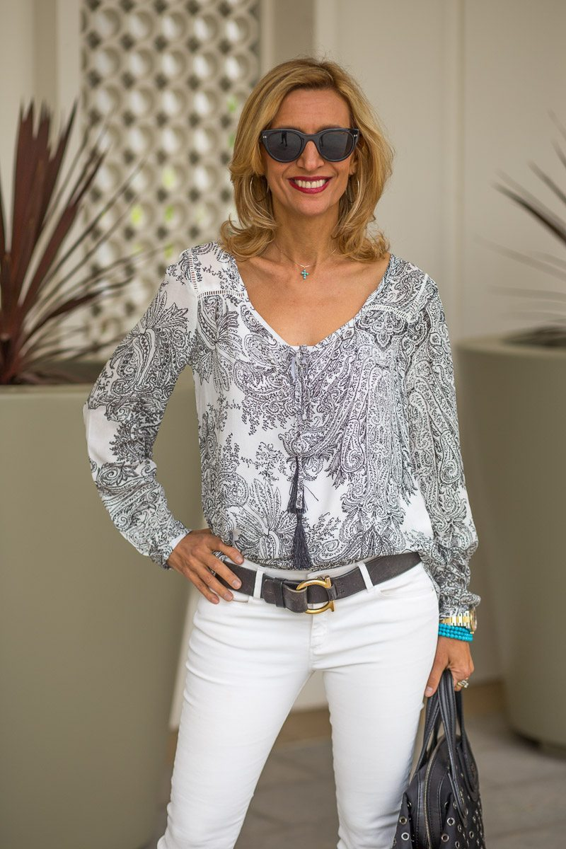 Black-And-White-Chic-Blouse-jacket-society-4010