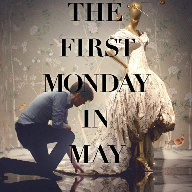 the forst monday in may movie about the met in New York city