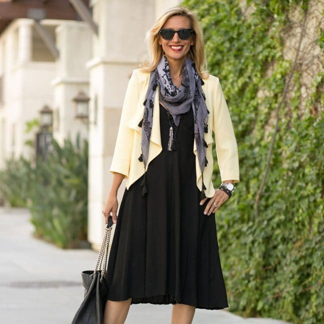 little-Black-Dress-With-Lemon-Drop-Jacket-Jacket-societyt-Feat