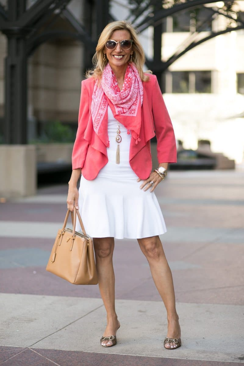 How-To-Pop-An-All-White-Outfit-with-color-Jacket-Society-5281
