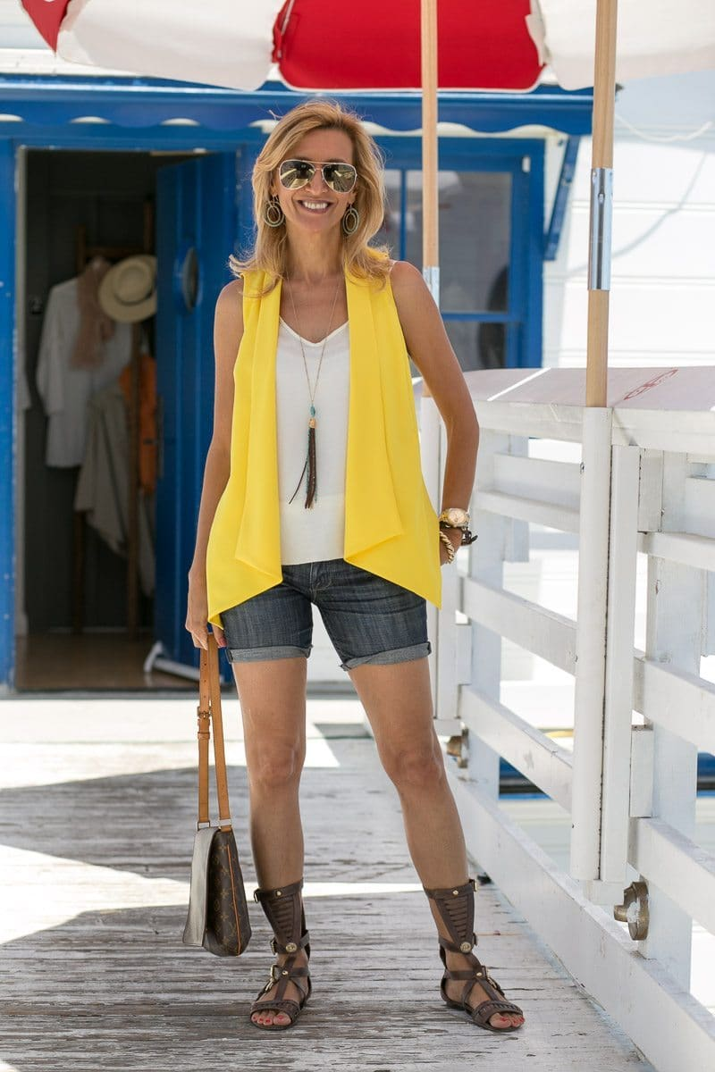 Womens-Yellow-Vest-Malibu-Pier-Jacket-Society-5661