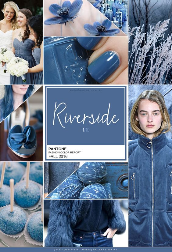 pantone color riverside