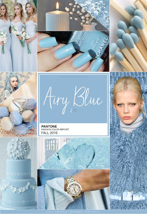 pantone color airy blue
