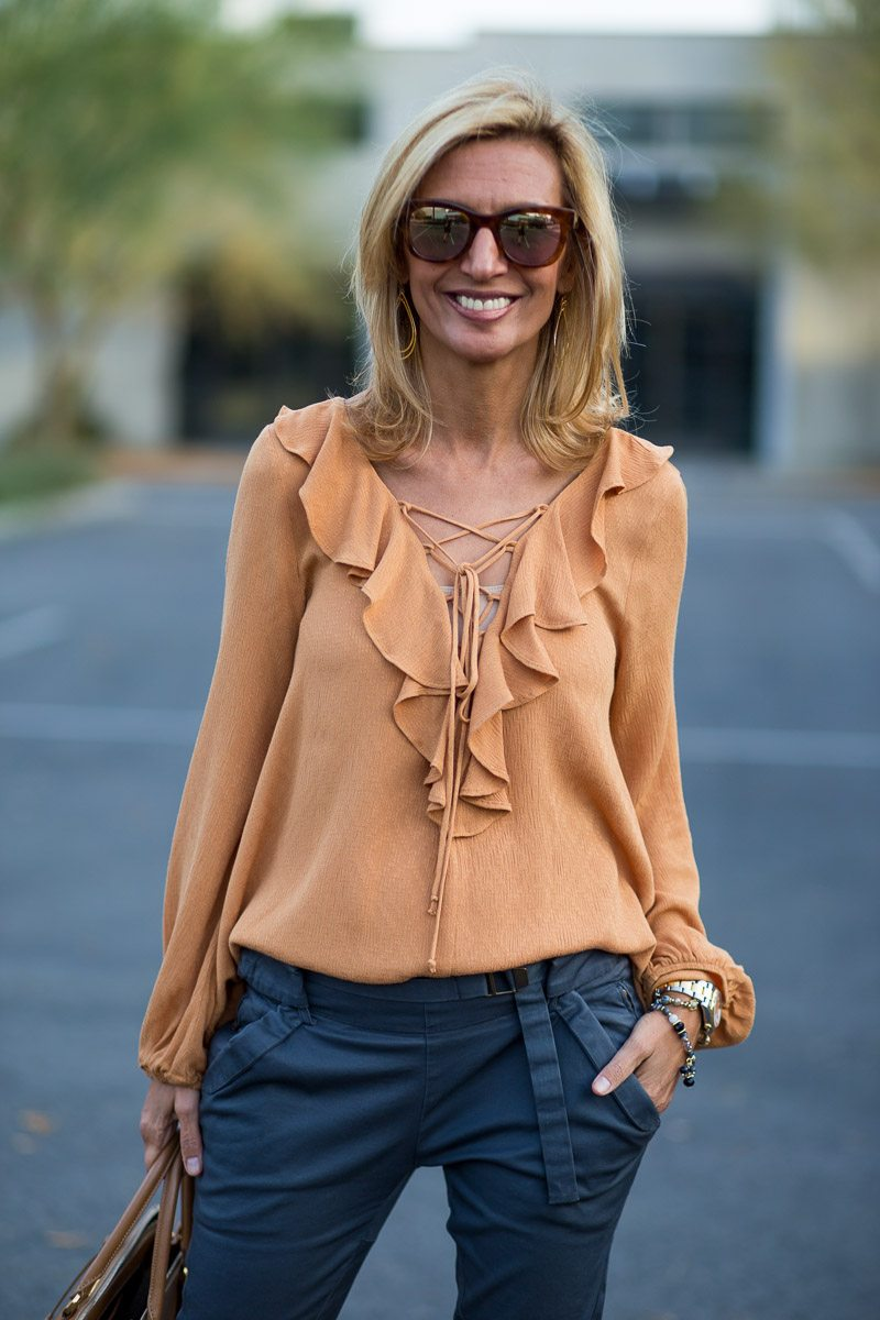 Honey-RTuffle-Lace-Up-Top-Jacket-Society