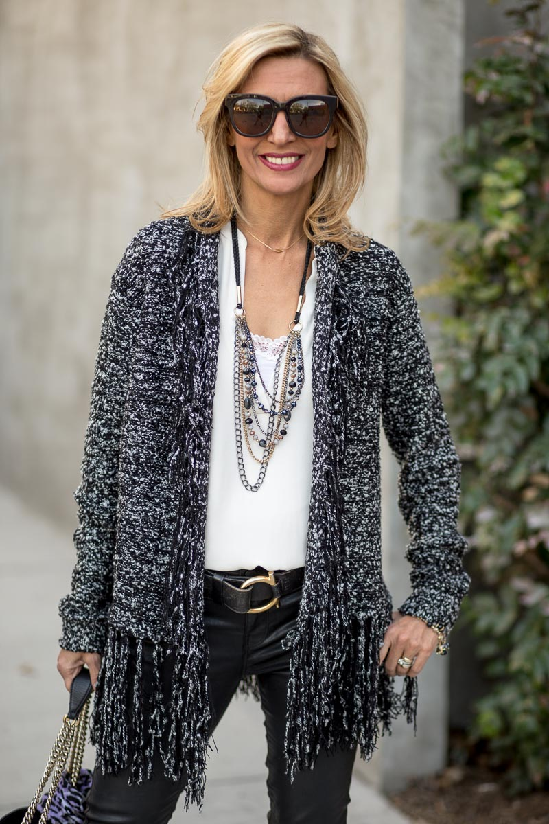 looking-chic-in-our-black-and-white-boucle-cardigan-jacket-society-0102