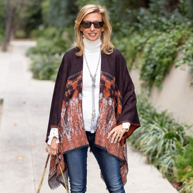 Earth-Tone-Poncho-Jacket-Society