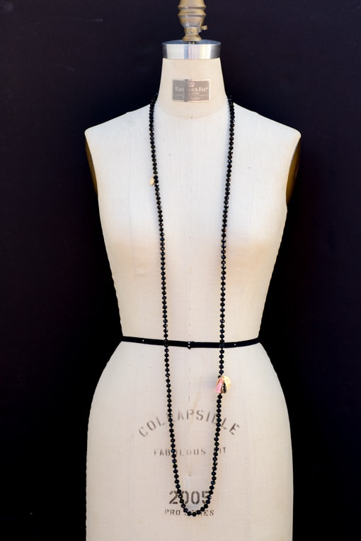 womens necklaces-Jacket-Society