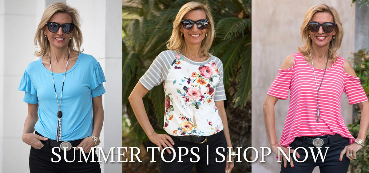 Womens-Summer-Tops-and-Blouses-Shop-Jacket-Society