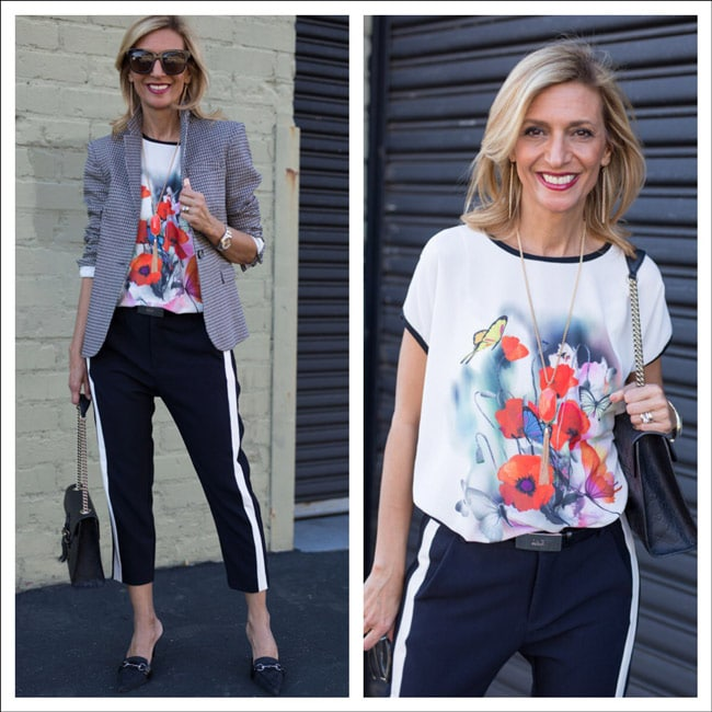 Spring-Bloom-Graphic-Tee-With-Our-Milano-Blazer-Jacket-Society-feat