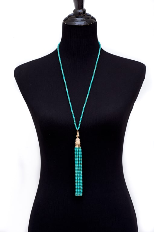 turquoise-bead-necklace-with-bead-fringe