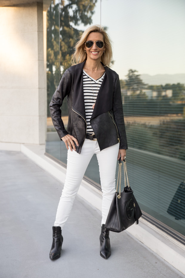 womens white jeans for fall and winter