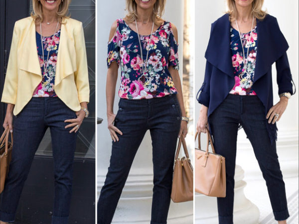 womens spring jackets restyled