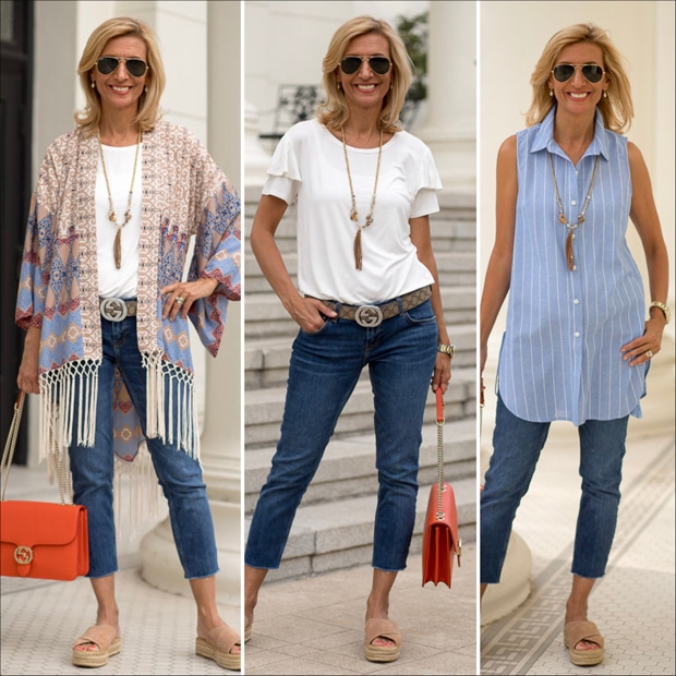 Easy Outfit Ideas For Your Summer Vacation Or Weekends Away