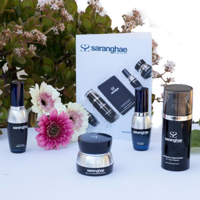 Saranghae womens beauty products means I love you
