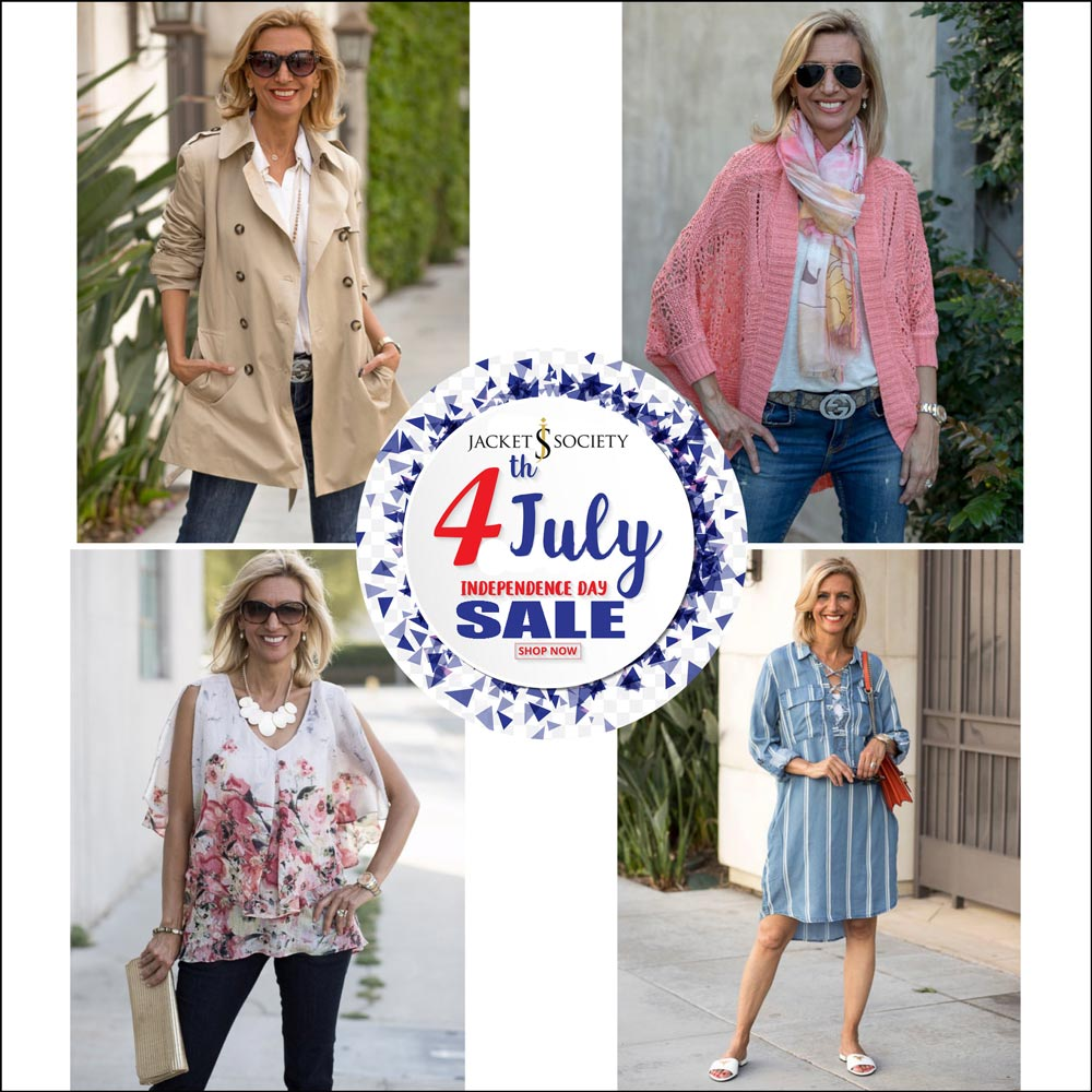 b8ac2c729 Fourth Of July Sale And Recap Of Best Looks | Jacket Society