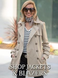 trendy stylish jackets and blazers