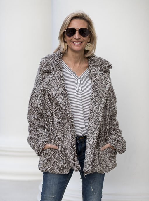 cozy jacket for women