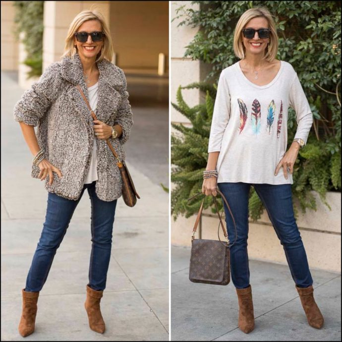 fall trend alert womens teddy bear jackets