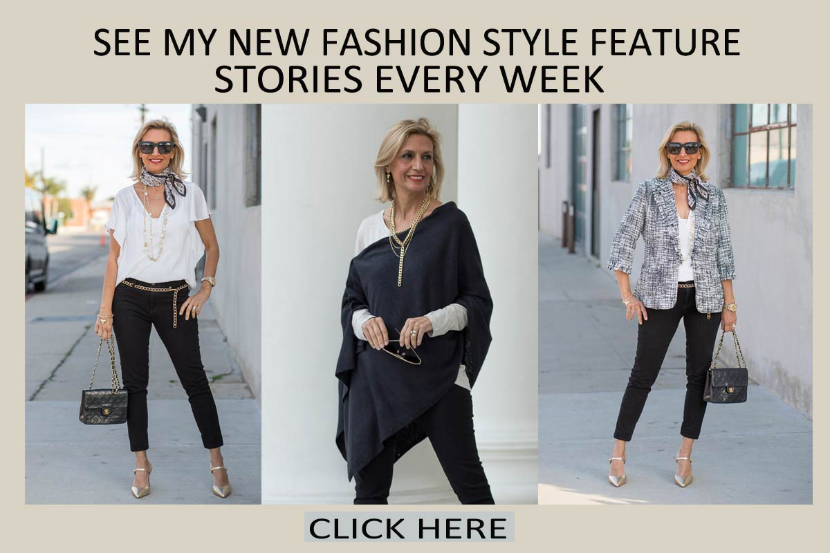 womens fashion and style blog for women over 40