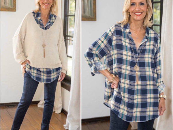 A Comfy Stay at home look for women