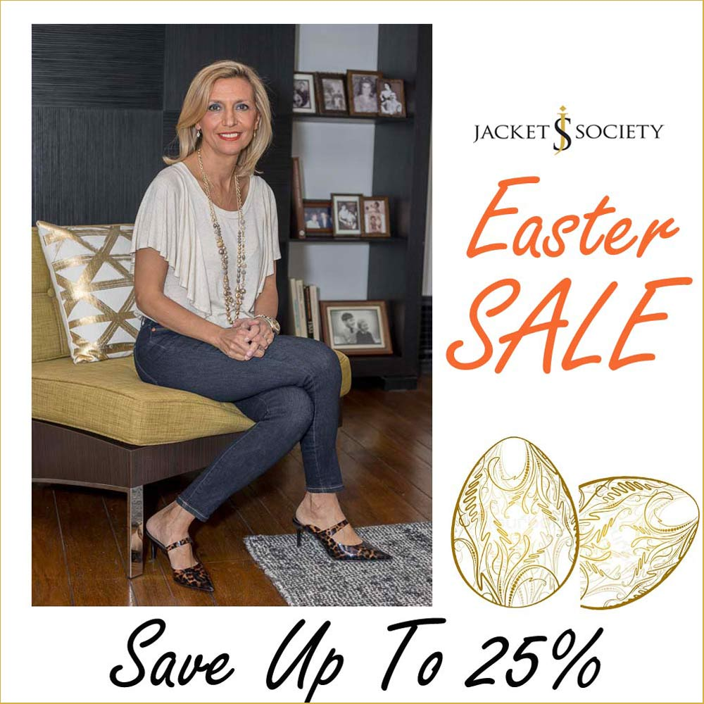 Easter Sale Starts Today