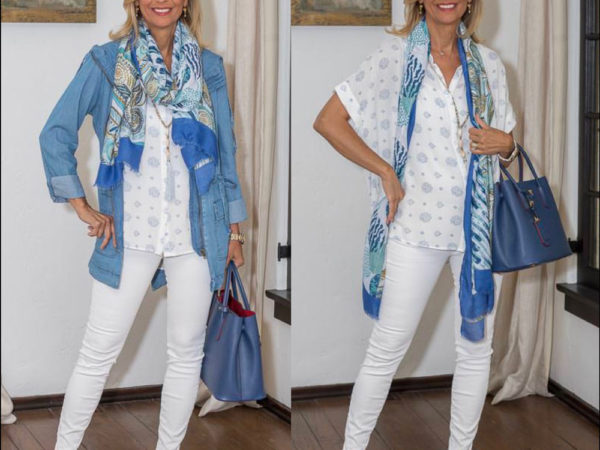style over 40 summer style for women