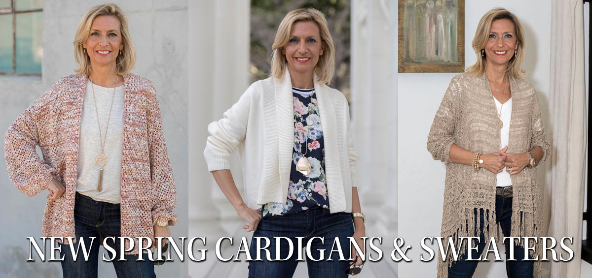 Womens-Cardigans-and-Tops-For-Summer-