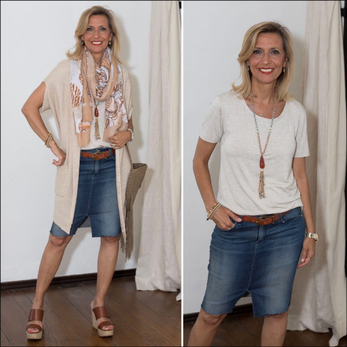 A Weekend Boho Look For Women