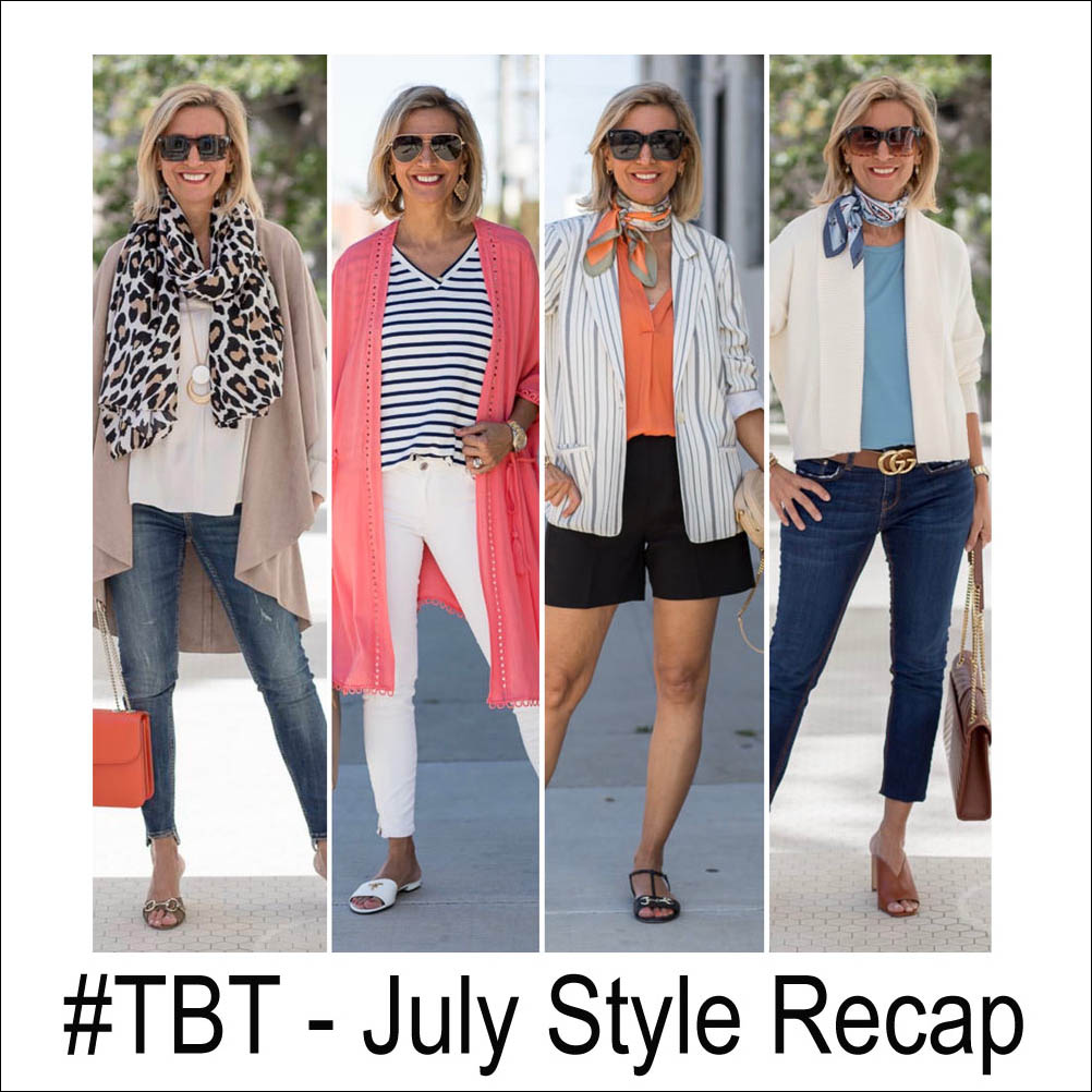 July Style Review