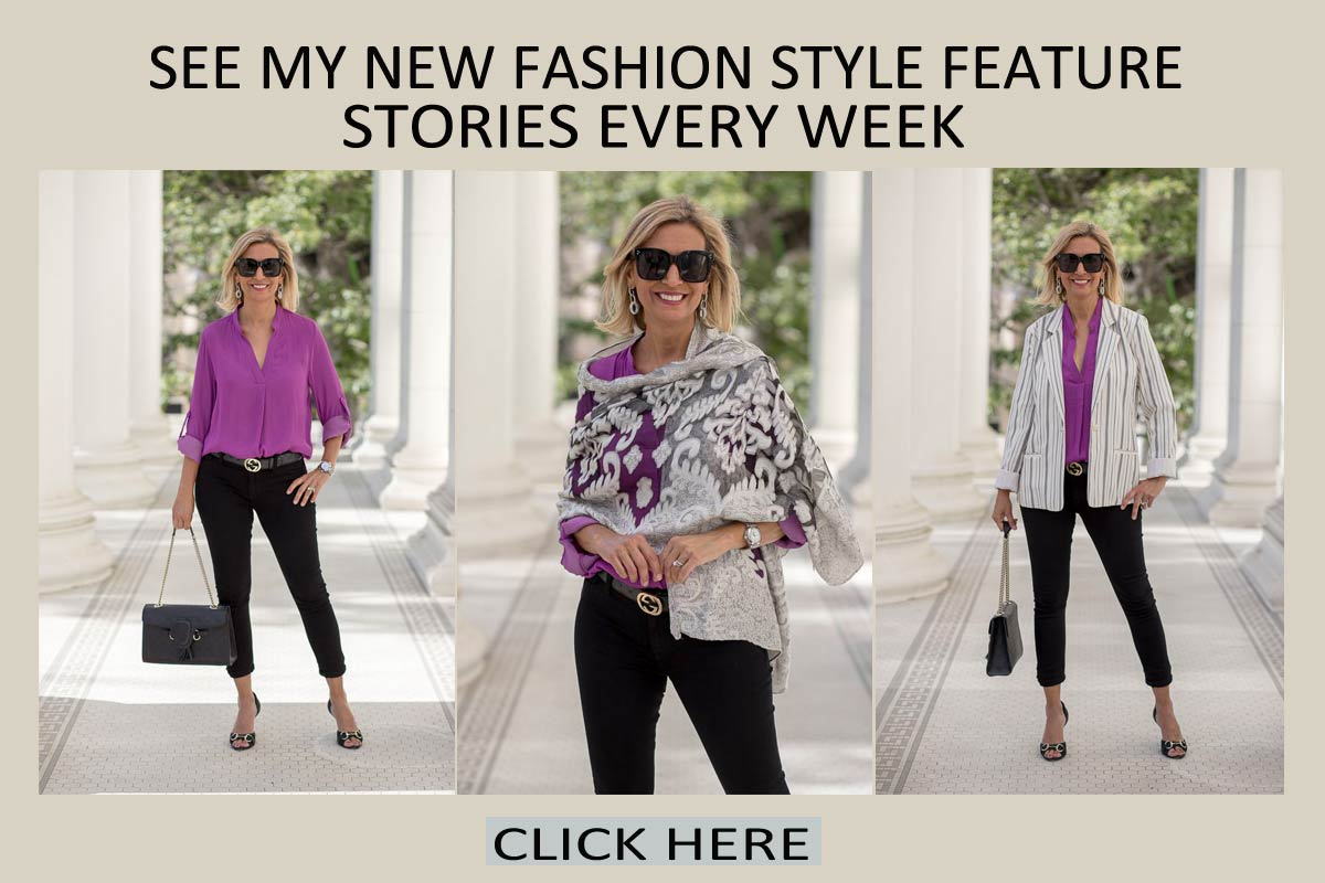 fashion and style for women over 40