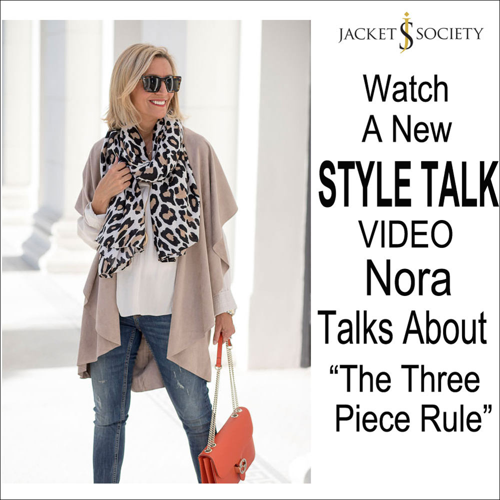 The Three Piece Rule For Fashion And Design