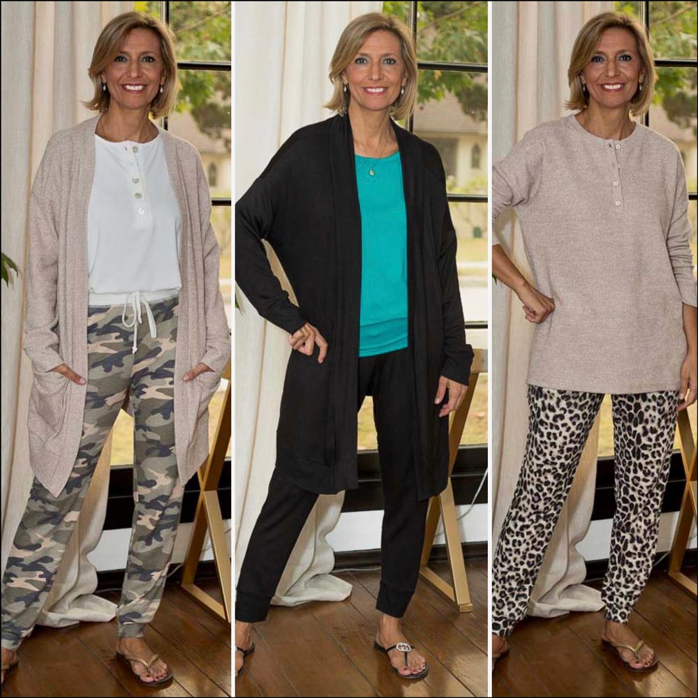 womens Lounge wear for fall - get comfy