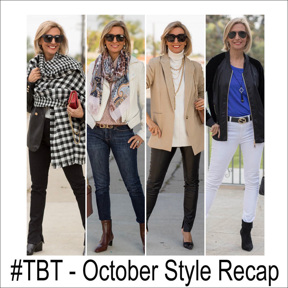 Style Recap from October fashion style features
