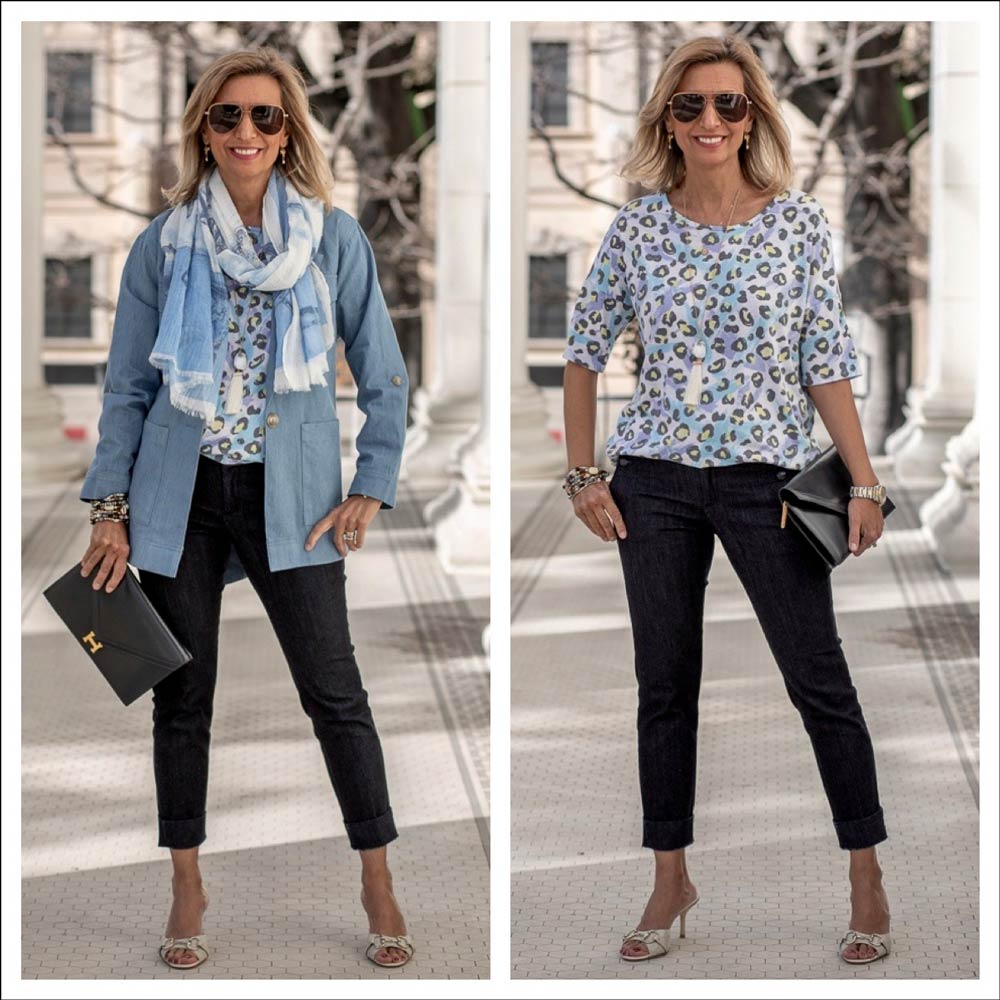 Spring Wardrobe Colors For Women