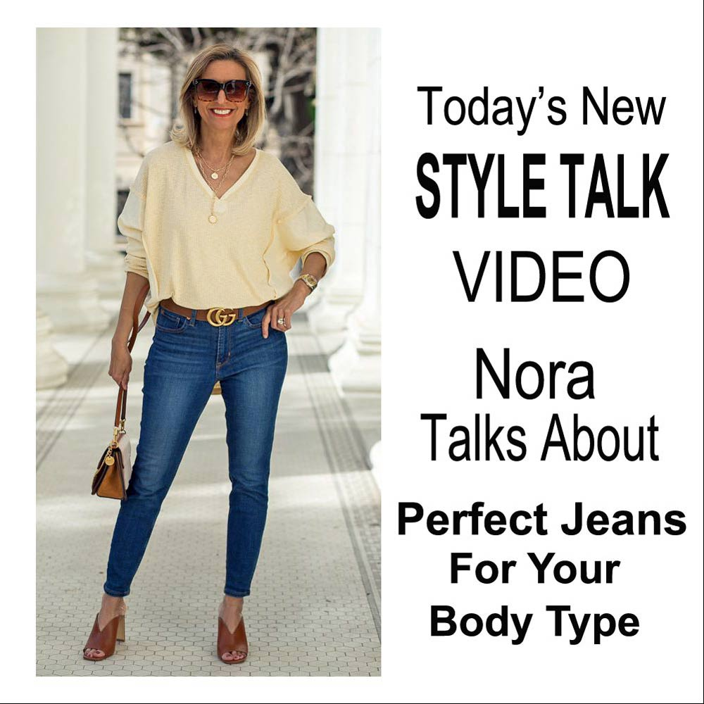 choosing the right womens jeans for your body type